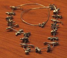 Online veilinghuis Catawiki: Vintage Zuni animal fetish ketting
