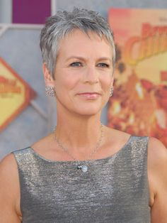 "We, as women, owe a tip of the hat to Jamie Lee Curtis for appearing on the first cover of More Magazine. And in the article? Totally unretouched photos to prove that even the ""beautiful people"" have cellulite and silvers..."
