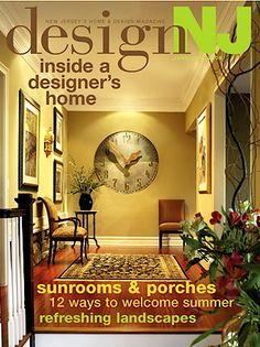 America Antiques Designs Located In Historic Lambertville NJ Cover Of Design