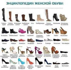 Crocs, Dr. Martens, Fashion Terminology, Shoe Chart, Fashion Vocabulary, Types Of Heels, Shoe Types, Women Life, Summer Shirts