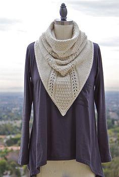 design idea for shawl............