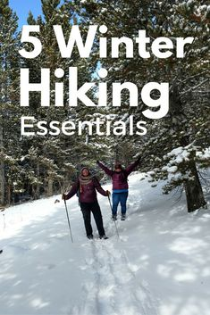 As temperatures continue to drop, there are a few extra& you& want to add to your winter hiking day pack to make sure you stay safe and warm out there. Hiking Day Pack, Hiking Tips, Camping And Hiking, Hiking Gear, Camping Gear, Hiking Packs, Hiking Food, Camping Hammock, Hiking Shoes