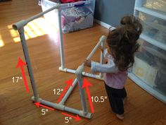 Hometalk :: DIY American Girl Knockoff Gymnastics Set