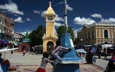 Uyuni, Bolivia - World Travel Guide Uyuni Bolivia, World Travel Guide, Countries Of The World, Capital City, Worlds Largest, Big Ben, Travel Destinations, Street View, Salar De Uyuni