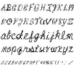 BRICKS AND WIRES ITALICS FONT Top Free Fonts, Free Fonts Download, Italic Font, Online Fonts, Bricks, Wire, Cursive, Brick, Cord