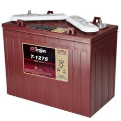 TROJAN BATTERY Trojan Battery is the most commonly used Deep Cycle Batteries in almost all the products of Golf car / Transportation vehicle in the industry today. Off Grid Batteries, Golf Cart Batteries, Best Golf Cart, Yamaha Golf Carts, Golf Cart Parts, Clean Your Car, Lead Acid Battery, Car Cleaning, Car Wash
