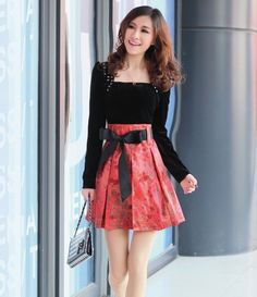 korean dress | korean dress style 2012 Korean Dresses Trends 2012 2013