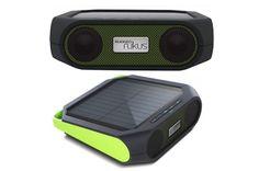 Eton Rukus Bluetooth Solar Wireless Speaker - $121.88 | The Geeky Store