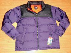 The-North-Face-Mens-Nuptse-Jacket-Size-XXL-Eggplant-Purple-Down-Jacket-New