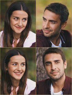 Perfect Couple, Beautiful Couple, Turkish Actors, Cute Guys, Atv, Ship, Couple Photos, Instagram, Turkish People