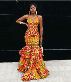 kente styles for prom kente styles for ladies,kente fabric,latest ke. - kente styles for prom kente styles for ladies,kente fabric,latest kente styles 2019 Source by minzknows - African Party Dresses, African Wedding Dress, Latest African Fashion Dresses, African Dresses For Women, African Print Dresses, African Attire, Ankara Fashion, African Prints, Ghanaian Fashion