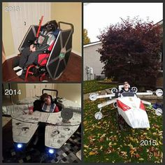 Star Wars Wheelchair Costumes