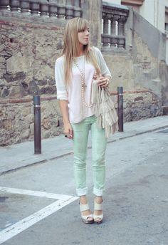 33 Trendy Menta Street Style Outfits - Fashion Diva Design
