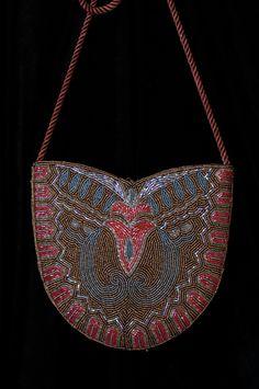 Vintage Purse Beaded Art Deco Art Nouveau Purse Handbag Evening Bag  http://www.etsy.com/shop/PageScrappers?ref=seller_info