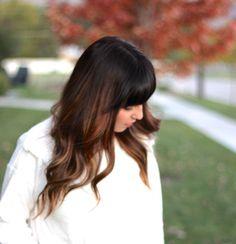 167 ombre hair