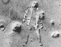 Ancient Humans On Mars   Face on Mars question.... Human / Grey?, page 1
