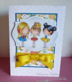 Crafting Haven: Giving a shout out!  Wendy Burns Designs