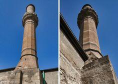 Han Camii'nin minaresi (Kayseri)