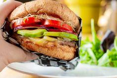 Community Natural Foods has revamped its downtown café menu Burger Bar, Burgers, Kombucha Flavors, Vegan Patties, Pizza Menu, Whole Wheat Tortillas, Wood Fired Oven, Cafe Menu, Natural Foods