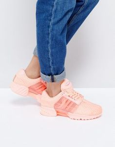 low priced 08792 367f7 adidas Originals Haze Coral Climacool Trainers
