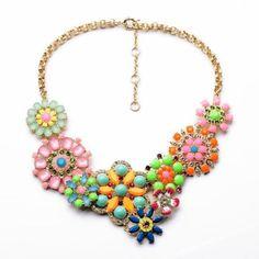 Colorful Thumbelina Bib