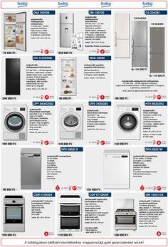 BEKO konyhai gép akció! Kedvező ár-érték arány, minőségi konyhai gépek a Fabulinál Dfs, Frost