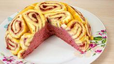 Erdneer Charlotte Cake