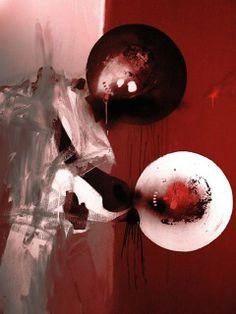 Artist: (Robert del Naja) from Massive Attack, Dangers, 2008 Ouvrages D'art, Human Art, Street Art Graffiti, Art Design, Dark Art, Art Lessons, New Art, Contemporary Art, Artsy