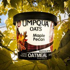 Umpqua Oats Maple Pecan Super Premium Oameal at Barista Pro Shop