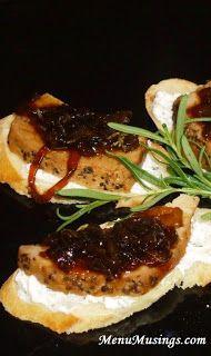 Menu Musings of a Modern American Mom: The Perfect Onion Jam. Fabulous on roasted pork. Tapas, Sauces, Onion Jam, Pork Tenderloin Recipes, Pork Loin, Jam And Jelly, Appetizer Recipes, Appetizers, Appetizer Ideas