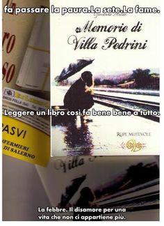 @LibroSospeso ... accende una voglia di conoscersi. Provalo nelle librerie...senza piagnistei.