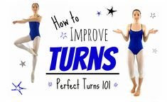 Perfecting your turns can be a difficult process. However see this great video from Live On Pointe with a few tips to help improve your turns: