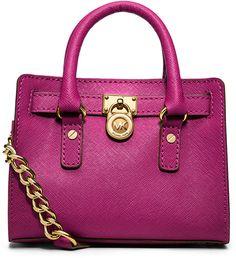 Michael Kors - Fuchsia handbag, omg i want this