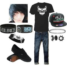 Emo accessories for guys
