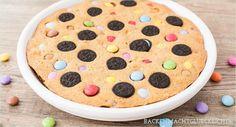 Cookie Pie Keks-Kuchen
