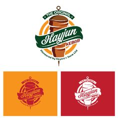 Create a great logo for my new mixed kebab product called 'Kayjun kebab.' by kazeem87