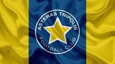 Sports Wallpapers, Football, Tripoli, Texture, Flag, Club, Soccer, Silk, Greek