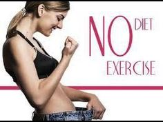 Five guaranteed tips for weight loss without exercise.