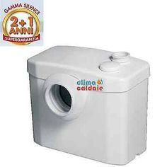 #Trituratore pompa sfa sanitrit modello  ad Euro 357.93 in #Kelkoo #Sanitari e accessori bagno