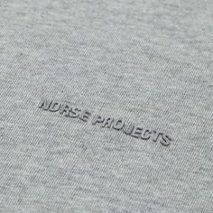 Norse Projects Niels classic logo t-shirt - Norse Projects