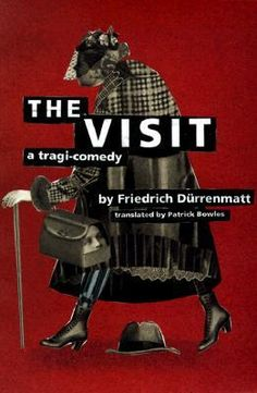 """ONLINE BOOK """"The Visit by Friedrich Dürrenmatt""""  story format how download kindle download look"""