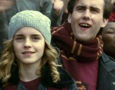 """Lewis went on to say that he had bumped into Emma Watson recently, and chatting to his co-star made him realise how much he missed Harry Potter. 
