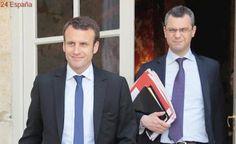 Macron nombra a su exjefe de gabinete como secretario general de la Presidencia