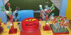 #ninjago #mesadepostres #cakepops #galletaspersonalizadas #yupi #linfranco #fiestasinfantiles#yupirecreacion www.yupirecreacion.com
