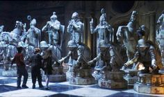Wizard's Chess; Harry Potter and the Sorcerer's Stone