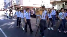 Grupo Escoteiro Iguaçu 43º SC - Desfile 05.09.10