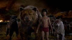 The Making of Disney's The Jungle Book Featurette   The Disney Blog