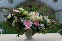organic bouquet by Floret Flower Farm www.floretflowers.com
