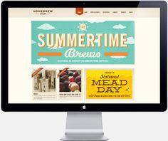 HomeBrew Den Website