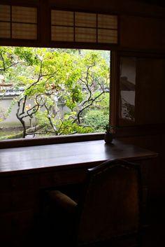 Former residence of Naoya Shiga (Japanese novelist) | Nara, Japan 志賀直哉旧居
